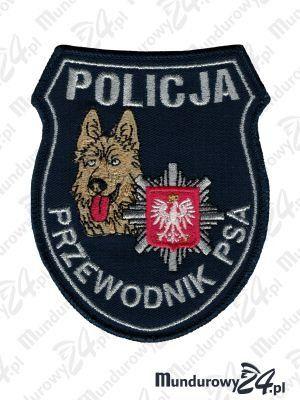 Emblemat Policja Przewodnik Psa wz.1