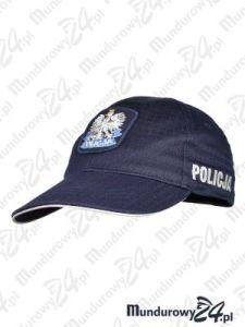 Czapka ćwiczebna Rip-Stop POLICJA