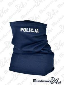 Komin ochronny POLICJA, bawełniany - wz1
