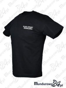 Koszulka t-shirt HeavyDuty KLASA STRAŻY GRANICZNEJ