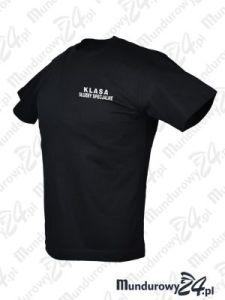 Koszulka t-shirt HeavyDuty KLASA SŁUŻBY SPECJALNE