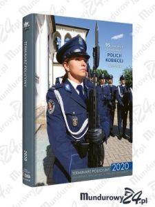 Terminarz policyjny 2020 - kalendarz książkowy