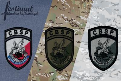 Emblematy Centralnego Biura Śledczego Policji (CBŚP)