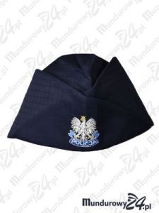 Furażerka do munduru ćwiczebnego POLICJA - Rip-Stop