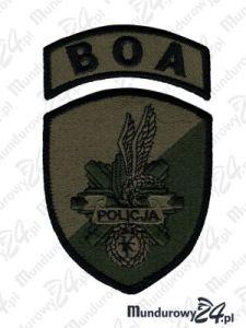 Emblemat BOA - multicam