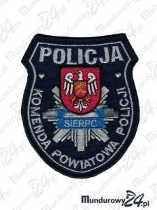 Emblemat KPP SIERPC