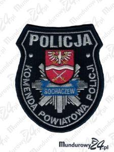 Emblemat KPP SOCHACZEW