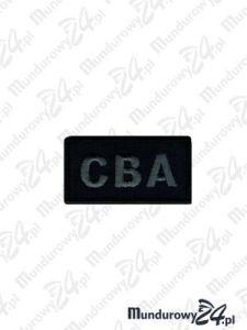 Emblemat CBA 60x30 - pixel