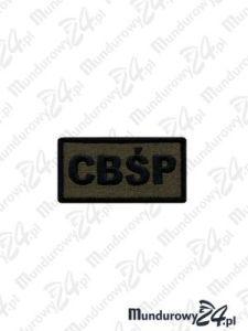 Emblemat CBŚP 60x30 - multicam