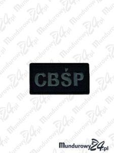 Emblemat CBŚP 60x30 - pixel