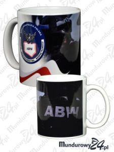 Kubek ceramiczny ABW - wz.1