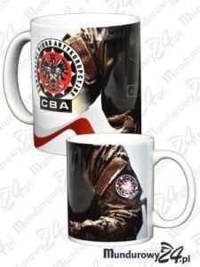 Kubek ceramiczny CBA - wz.1