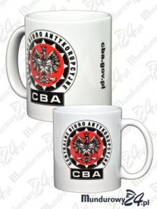 Kubek ceramiczny CBA