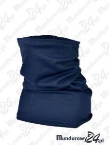 Komin ochronny, bawełniany - wz1, granatowy