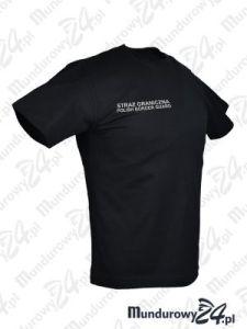 Koszulka t-shirt STRAŻ GRANICZNA - POLISH BORDER GUARD