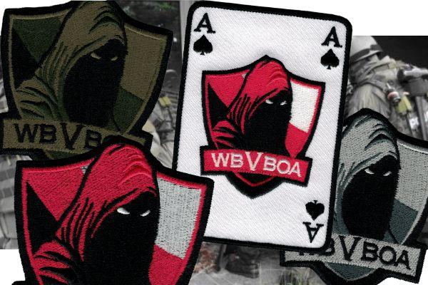 Niesamowite naszywki dla WB5 BOA