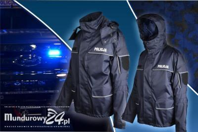 Kurtka służbowa letnia dla Policji już w ofercie