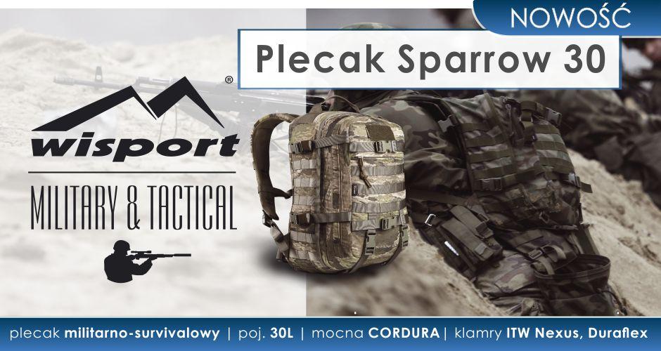 Plecaki Sparrow 30 w ofercie Mundurowy24.pl