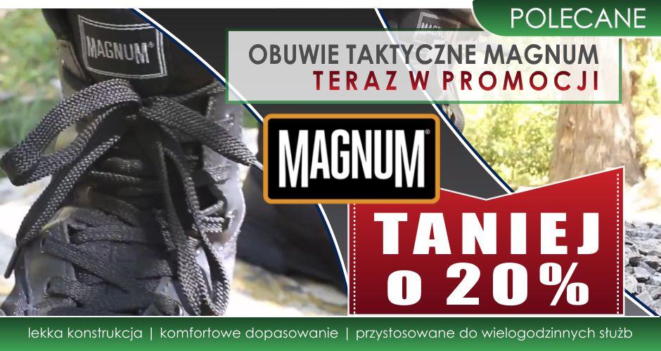 Marka Magnum w ofercie Mundurowy24.pl