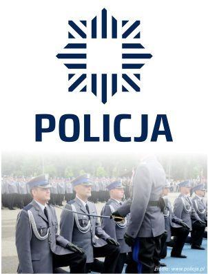 Logotyp POLICJA